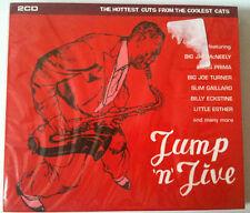 JUMP'N JIVE - IMPORT - 2CD NEUF