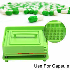 100 Holes Capsule Filler Size 000 00 0 1 2 3 Manual Filling Machine Tamper Tool