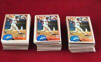 Lot of 300 Cards 1981 Topps Lee Mazzilli Baseball Card # 510  RG1