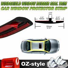 Weatherstrip Car Window Edge Seal Trim Windshield Waterproof Dustproof Strip 3Ms