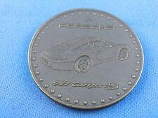 PORSCHE Medaille Porsche 911 Targa 4S 2007  (Box 53)