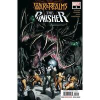 War Of Realms Punisher #2 MARVEL COMICS  COVER A 1ST PRINT