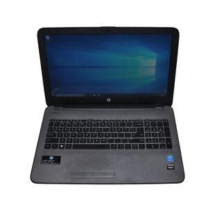 "HP 15-ac021TX 15.6""  Laptop Intel i7-5500U CPU 8G RAM 1TB HDD Win10 Home"