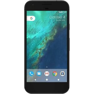 Google Pixel 32GB G-2PW4100 GSM Worldwide Unlocked Black Smartphone - READ DE...