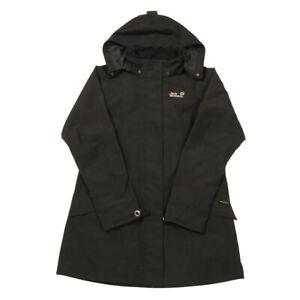 JACK WOLFSKIN Texapore Waterproof Coat | Large | Coat Parka Hooded Rain