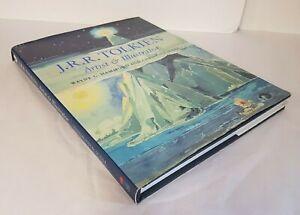 J. R. R. Tolkien: Artist & Illustrator by Hammond and Scull (Hardback, 1995)