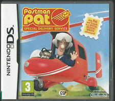 Nintendo Ds Postman Pat Special Delivery Service (play's 3ds in 2D)