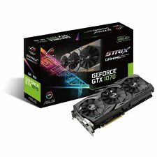 ASUS GeForce GTX 1070 8gb Rog STRIX OC Edition
