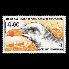 TAAF 1986 - Birds Larus dominicanus Fauna Animals - Sc C91 MNH