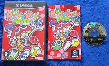 Puyo Pop Fever, Nintendo GameCube Spiel, OVP Anleitung