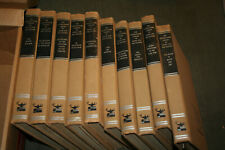 The International Library of Negro Life and History - 10 volume Hc set First Ed.