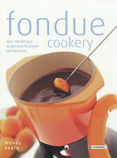 Le Creuset's Fondue Cookery, Veale, Wendy, Very Good Book