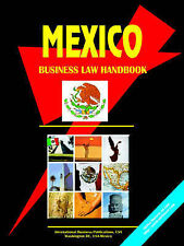 NEW Mexico: Business Law Handbook by Ibp Usa