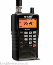 UNIDEN BEARCAT UBC75xlt 300 Channel Portable Handheld Scanner Receiver Air Band
