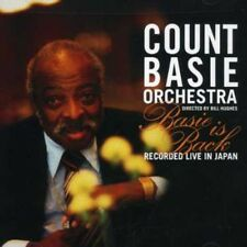 Count Basie - Basie Is Back: Recorded Live in Japan [New CD]