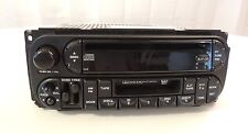 Dodge Jeep Chrysler model P56038555AL Radio Cassette CD