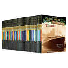 37 Books/Set Magic Tree House Fact Tracker Original English Reading For The Kids