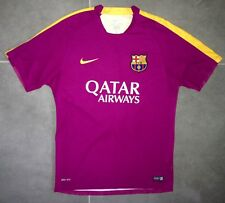 Maillot Nike Barça Taille L Neuf Entraînement Barcelone Trikot Jersey Shirt
