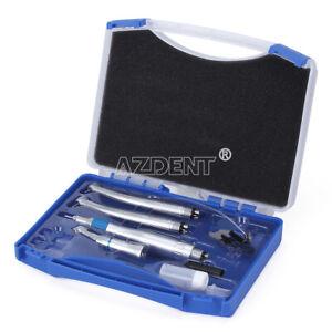 Estilo Dental NSK 4 Agujero Alta y Baja Velocidad / Kit de Pieza de Mano de