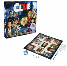 Hasbro Classic Clue Mystery Game