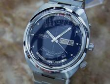 Orient Rare 1970s Made in Japan Men's Full Calendar Automatic Watch V17