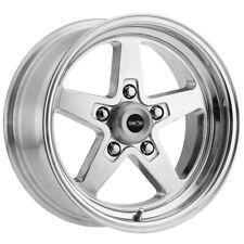 "Vision 571 Sport Star 17x4.5 5x120 -24mm Polished Wheel Rim 17"" Inch"