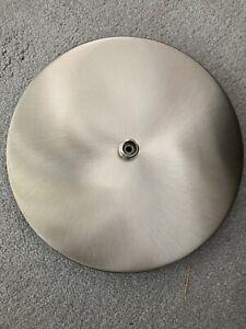 ARGOS / HOMEBASE HYATT FLOOR LAMP - REPLACEMENT BASE CHROME FINISH