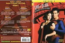 LOIS ET CLARK -SAISON 2 -DISQUE N°1 -1 DVD - NEUF