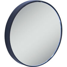 SPECIAL BLACK 12 x MAGNIFYING SUCTION CUP COSMETIC MIRROR BATHROOM 8.4CM COMPACT
