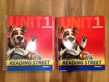 Scott Foresman READING STREET Grade 4, Unit 1 Teacher's Edition Volume 1 & 2 NEW