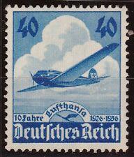 === DR Drittes Reich Mi. 603 **, Kat. 55€ ===
