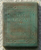 Little Leather Library - THE TEMPEST - WILLIAM SHAKESPEARE
