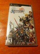 Dissidia Final Fantasy PlayStation Portable PSP Square Enix