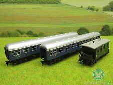 Minitrix Modellbahnen der Spur N für Gleichstrom Personenwagenfür