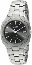 Citizen Men's Eco-Drive Titanium Watch BM6560-54H