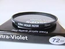 Jessops 72mm UV filter