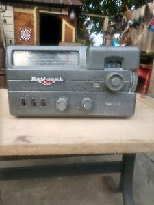 Vintage National NC SW-54-1 short wave radio. Radio in WORKING Condition
