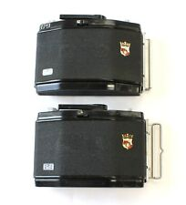 Set of 2 - Wista 6x9 Roll Film Back Holder 120/220 from Japan