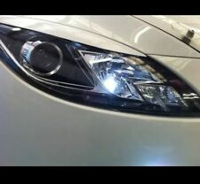 Mazda 3,Mazda 6, Front Led bright white parking globes/ bulbs 5000k