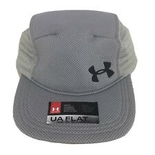 Under Armour 5 Panel Cap Flat Bill Strap Back Adult One Size NEW