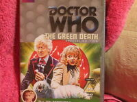 Doctor Who The Green Death 2 Disc Special Edition BBC Sci-Fi Dr Who Pertwee NEW