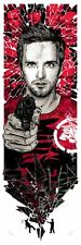 Rhys Cooper - The Rise and Fall of Jesse Pinkman (Breaking Bad) - SIGNED Print