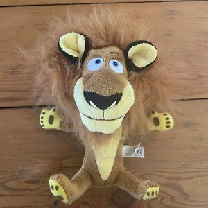 DreamWorks ALEX The Madagascan Lion Sitting 26cm Tall