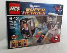 LEGO DC SUPER HEROES 76009 SUPERMAN: BLACK ZERO ESCAPE