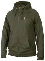 Fox NEW Collection Green & Silver Lightweight Hoodie