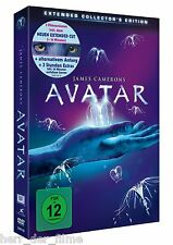 AVATAR, Extended Collector's Edition (3 DVDs) NEU+OVP