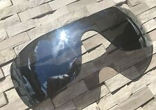 NEW Polarized Replacement Lenses to fit Oakley Batwolf Silver Mirror Grey Lens