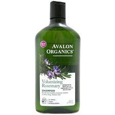 Avalon Organics Romero Aclarador Champú 325ml