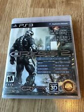 Crysis 2 -- Limited Edition (Sony PlayStation 3, 2011) PS3 VC4