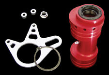 ModQuad Honda TRX400EX TRX 250R Rear Axle Carrier Bearing RED Twin Bearings
